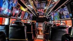 Хулигани съблякоха момче с екип на ЦСКА в автобус