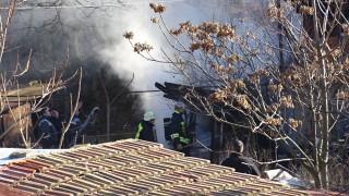 61-годишна жена пострада при пожар в Добрич
