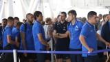 Лошо начало на лагера за Левски, тимът не успя да излети от София