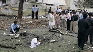 8 загинаха при взрив пред датското посолство в Пакистан