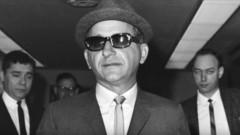 Мафиотът, който беше приятел и враг на Кенеди