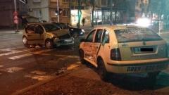 Кишишев и синовете му катастрофираха, без опасност за живота са