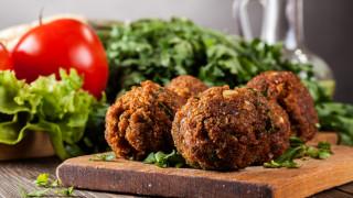Как да ядем фалафел здравословно