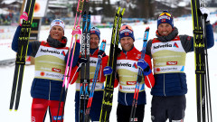 Десети златен медал за Норвегия на световното първенство по ски северни дисциплини