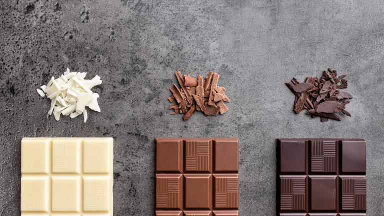 Колко е истински шоколадът по българските магазини?