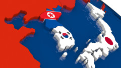Япония протестира срещу южнокорейски военни учения