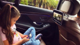 Дъщерята на НиЛо зарибена по смартфони