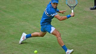 Борна Чорич продължава защитата на титлата на ATP 500 в Хале