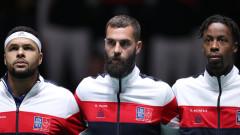 Гаел Монфис осигури победата на Франция срещу Чили