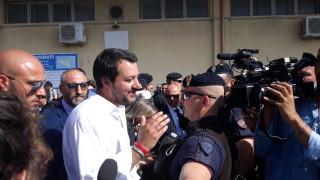 Купонът за мигрантите в Италия приключи, отсече Салвини
