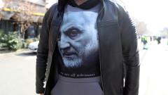 Върховният лидер на Иран оплака Солеймани