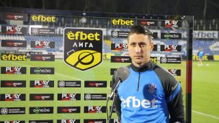 Михаил Александров е футболист на Славия