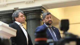 Тошко Йорданов обяви Христо Иванов за основния виновник, ДБ се отдръпва от кабинет