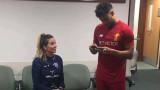 Алекс Окслейд-Чембърлейн към феновете на Ливърпул: Имам нещо специално за вас