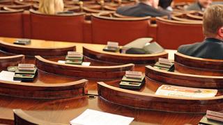 Парламентът без нужда от кворум, за да заседава