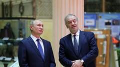 Суперзвездата Валерий Гергиев не се извинява за хвалбите към Путин