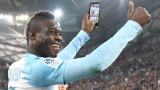 Марио Балотели, Олимпик Марсилия и как се празнува гол с участието на социалните мрежи