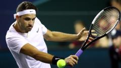Григор Димитров ще загрее за Australian Open на демонстративен турнир в Мелбърн
