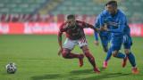 Белгийски клуб си хареса Георги Йомов, но не може да го купи