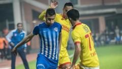 Страхил Попов с гол при победа на Касъмпаша (ВИДЕО)