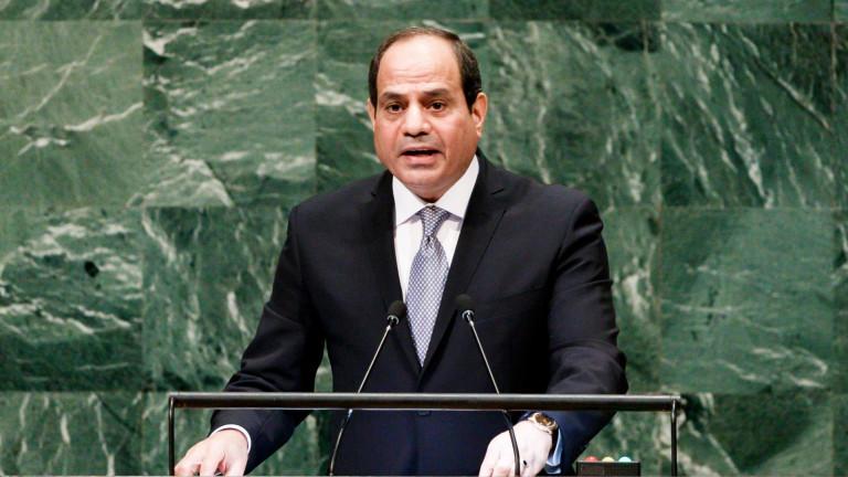 Протести срещу Сиси в Египет