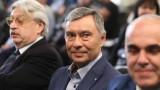 Първото предложение на Георги Попов като мажоритарен акционер в Левски посрещнато с аплодисменти