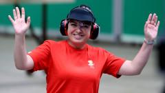 Антоанета Бонева на втори финал в Минск