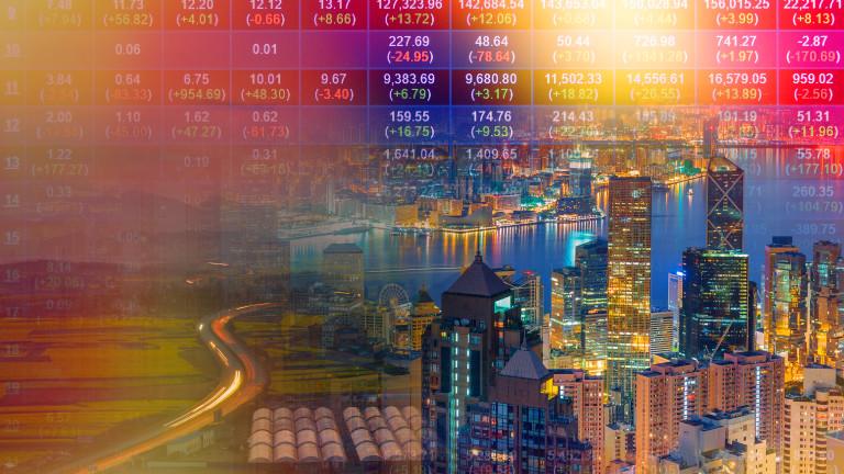 Хонконг изпадна в рецесия за първи път от 10 г.