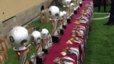 Йорданка Фандъкова специален гост на детски футболен турнир