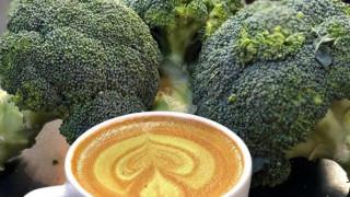 Кафе с вкус на броколи