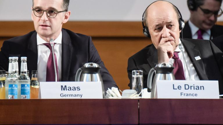"""Франция и страни от НАТО съжаляват, че САЩ се оттегля от договора """"Открито небе"""""""