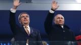 Томас Бах пожела успех на българите в Баку