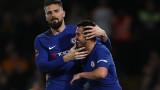 Оливие Жиру разкри причината да напусне Арсенал