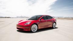 Продажбите на Tesla се сринаха с 31%