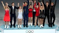 Фигурното пързаляне донесе първият златен медал за Русия