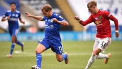 Брендън Уилямс: Сбъдвам мечтата си да играя за Юнайтед