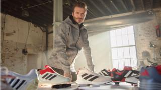 Бекъм представя David Beckham Capsule Collection