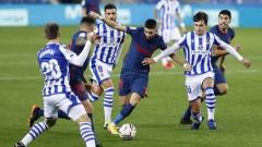 Атлетико (Мадрид) с чиста победа над Реал Сосиедад, остава на върха в Ла Лига