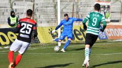 Лоши новини за Локомотив (Пловдив), Мартин Луков ще отсъства дълго