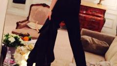 Линдзи Лоън с еротично селфи