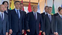 Борисов иска подкрепа на Кохезионната и на селскостопанската политика на ЕС