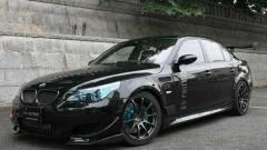 Y's Factory тунингова BMW M5