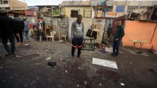 Серия от атентати разтърсиха Багдад