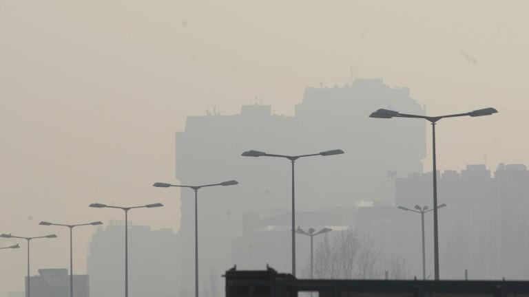 22 сензора следят за качеството на софийския въздух до края на 2019 г.