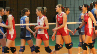 Волейболният ЦСКА разби Локомотив (София) при жените