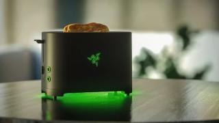Razer работи по първия тостер за геймъри
