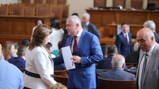 Марешки призова президента да се включи в надпреварата за София