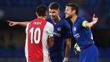 Зрелищно равенство 4:4 между Челси и Аякс в Шампионската лига