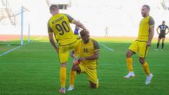 Нов гол за Мартин Тошев при победа на Ал Ахед в Ливан