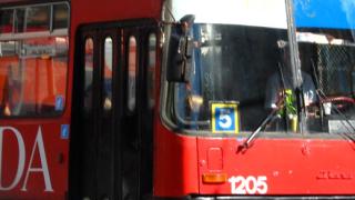 Едно кихане в градския транспорт заразява до 150 души